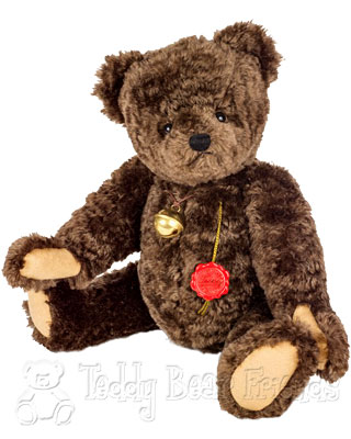 Teddy Hermann Jointed Bear With Growler