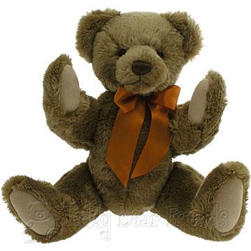 Clemens Spieltiere Jointed Teddy Bear Hopper