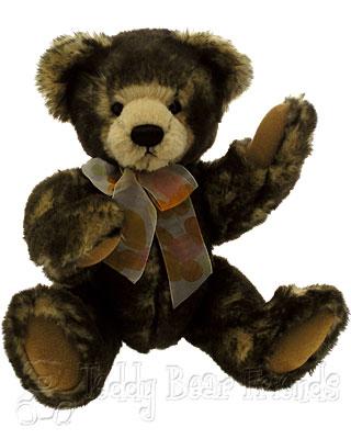 Clemens Spieltiere Jointed Teddy Bear Pike
