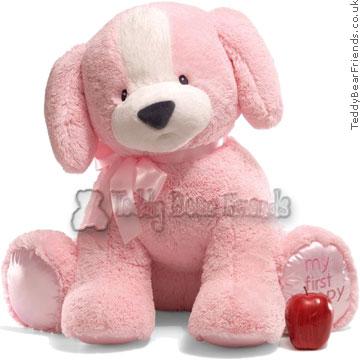 Baby Gund Jumbo My 1st Puppy