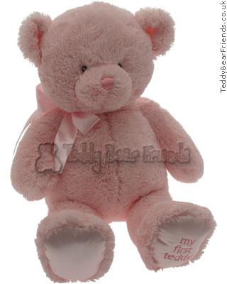 Baby Gund Jumbo My First Teddy