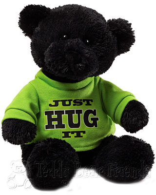 Gund Just Hug It Teddy Bear