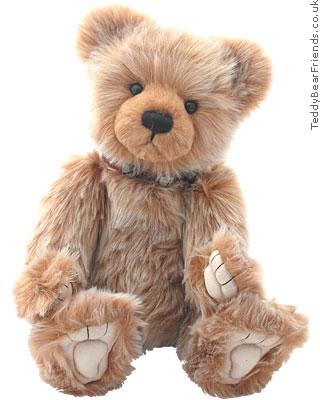 Charlie Bears Keira Girl Bear