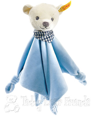 Steiff Baby Knuffi Teddy Bear Blankie