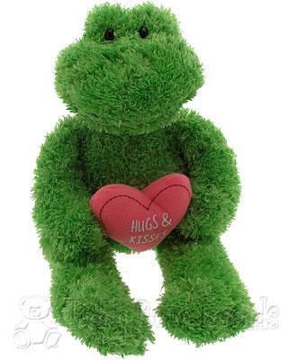 Gund Kyndall Frog
