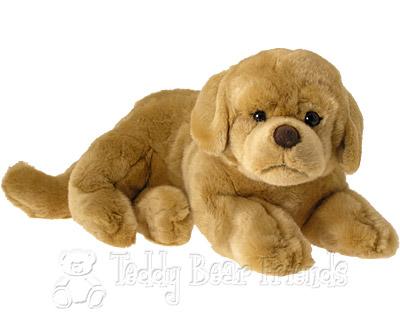 Teddy Hermann Labrador Dog