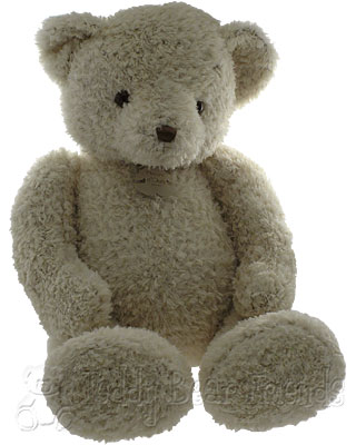 Histoire d'Ours Large Antiquated Teddy Bear