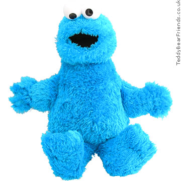 Gund Large Cookie Monster