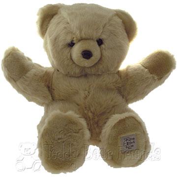 Histoire d'Ours Large Honey Teddy Bear