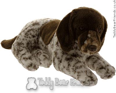 Teddy Hermann Large Hound Dog