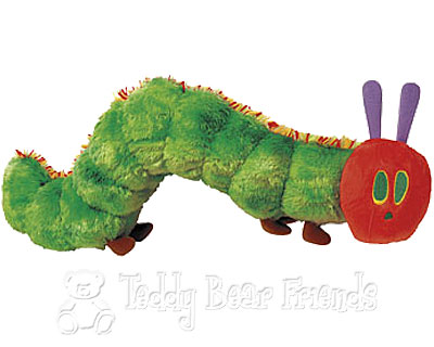 Rainbow Designs The Very Hungry Caterpillar Large Toy