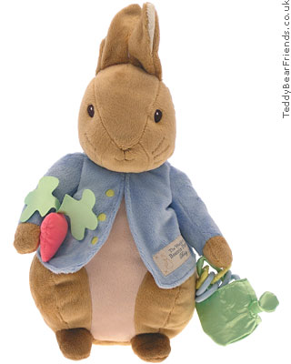 Rainbow Designs Large Peter Rabbit Activity Toy