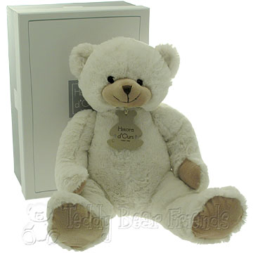 Histoire d'Ours Large Soft Ivory Bear