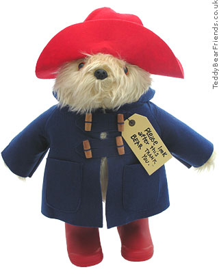 Rainbow Designs Traditional Paddington Bear