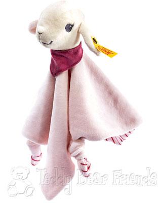 Steiff Baby Leni Lamb Comforter