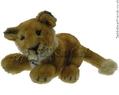 Steiff Leo Baby Lion