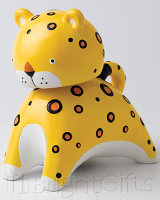 Nodibank Leopard Money Bank