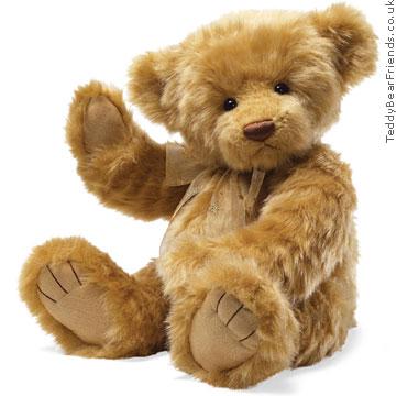 Gund Lesley Beige Bear