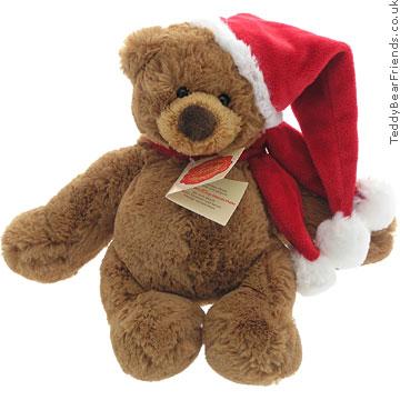Teddy Hermann Little Christmas Teddy