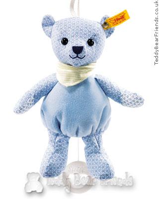 Steiff Baby Little Circus Boys Musical Teddy Bear