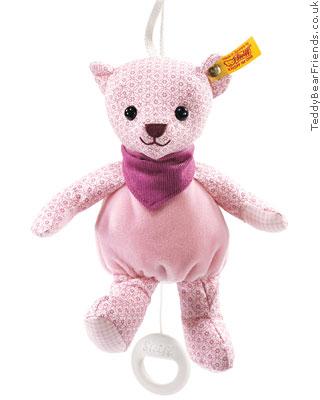 Steiff Baby Little Circus Girls Musical Teddy Bear