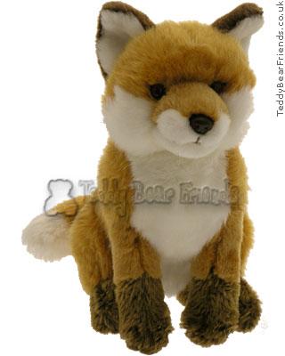 Teddy Hermann Little Fox