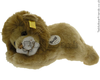 Steiff Little Friend Leo Lion