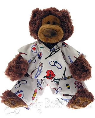 Teddy Bear Friends Exclusive Little Get Well Bear