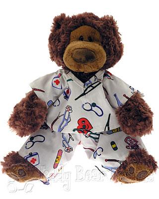 Teddy Bear Friends Exclusive Little Get Well Bear
