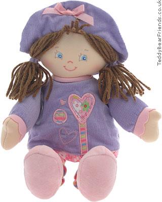 Baby Gund Little girls doll