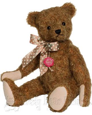 Teddy Hermann Little Growling Teddy Bear