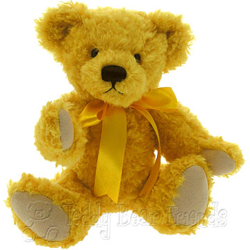 Clemens Spieltiere Little Jointed Teddy Bear Bertio