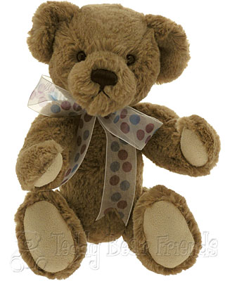 Clemens Spieltiere Little Jointed Teddy Bear Karlo