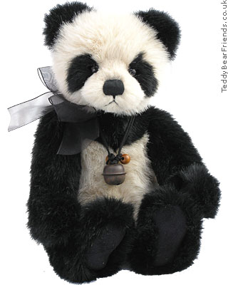 Charlie Bears Little Leo Panda