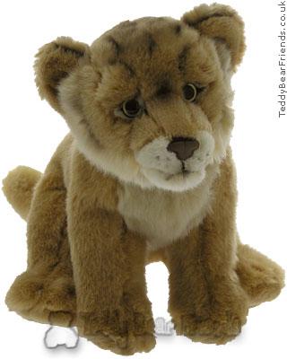 Teddy Hermann Little Lioness