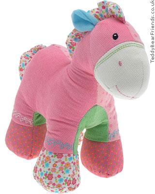 Baby Gund Little Pink Pony