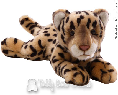 Gund Little Toy Leopard