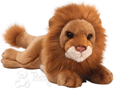 Gund Little Toy Lion