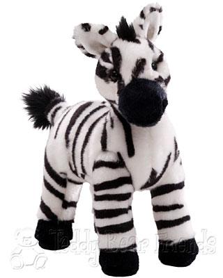 Gund Little Zebra