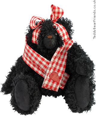 Charlie Bears Lou Lou Black Bear