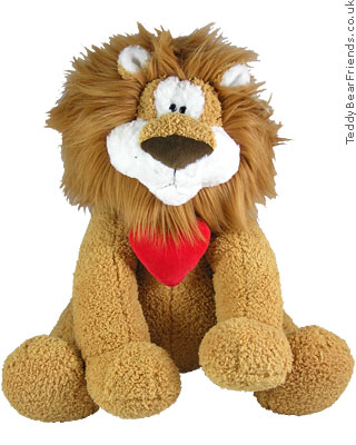 Gund Big Valentine Lion