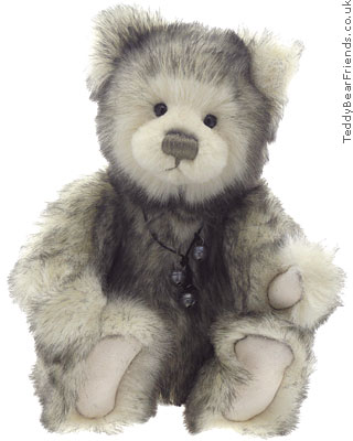 Charlie Bears Lovely Freya