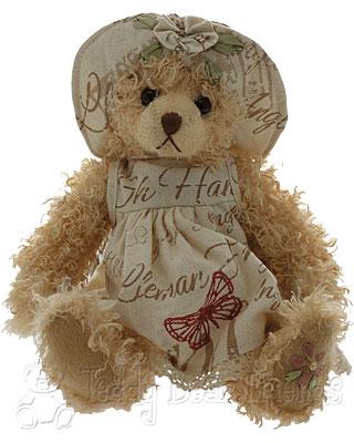 Settler Bears Lucy Teddy Bear
