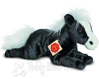 Teddy Hermann Lying Horse