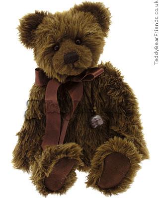 Charlie Bears Maddison Bear