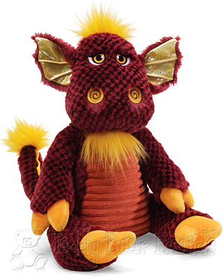 Gund Magnus Dragon Toy