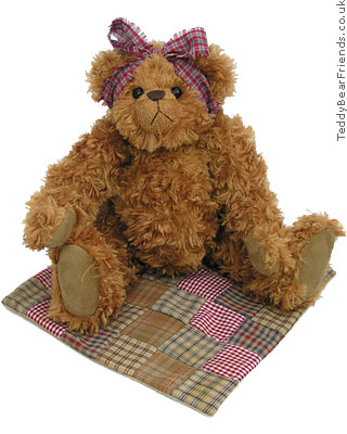 Charlie Bears Maisie Brown Bear