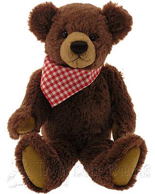 Clemens Spieltiere Manuel Teddy Bear