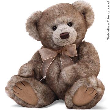 Gund Mason Grey Bear
