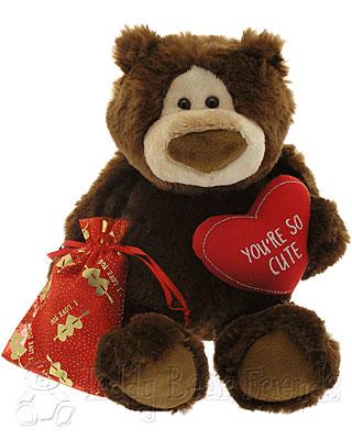 Teddy Bear Friends Exclusive McCarthy Bear